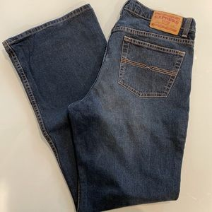 Size 14 Express Brand BootCut Jeans High Rise